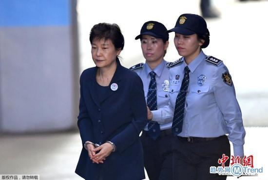 今日热点:朴槿惠狱中怪异 考生遭老师改志愿 温碧霞承认婚姻有变
