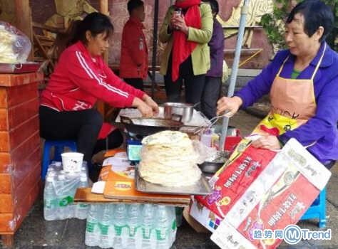 今日热点:卖煎饼日进账8千 卖馒头月入6万