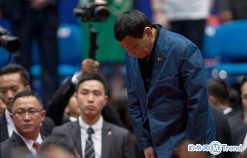 今日热点:菲律宾总统道歉 国内成品油价上调